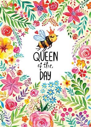 Rita Berman - Queen of the day