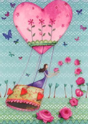 Mila Marquis - Luchtballon