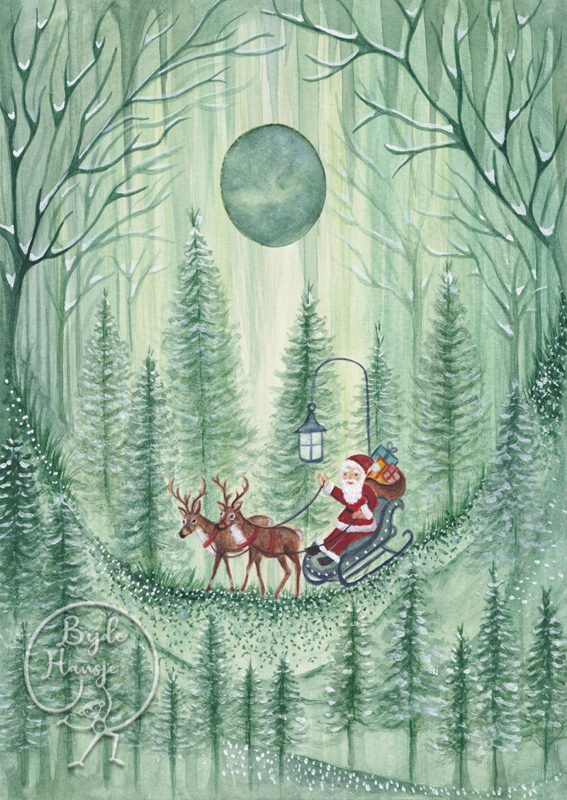 BijdeHasje - Santa