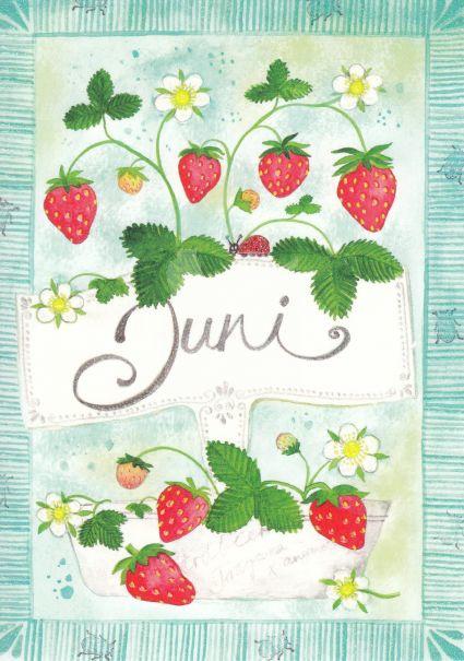 Inga Berkensträter - Juni