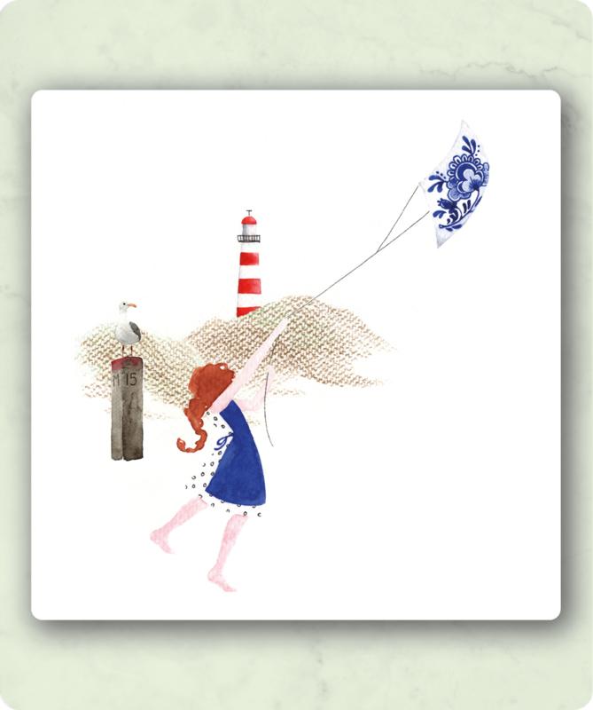 IsaBella Illustrations - Vlieger