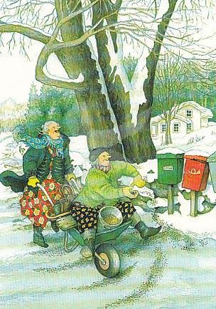 Inge Löök : Strooien voor de brievenbus - NR 37