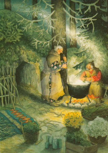 Inge Löök : Heksenketel - NR 57