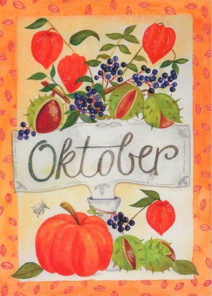 Inga Berkensträter - Oktober
