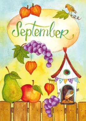 Inga Berkensträter - September