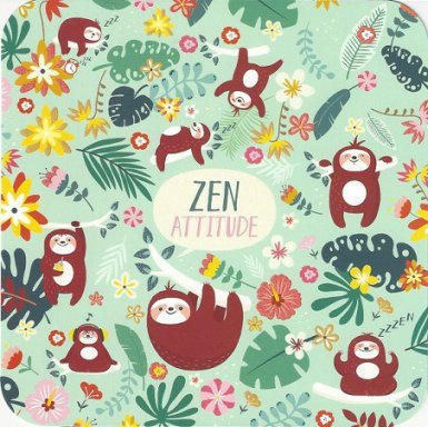 Editions des Correspondances :  Zen Attitude door Lali