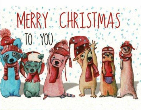 Katja Kaduk - Merry Christmas to you