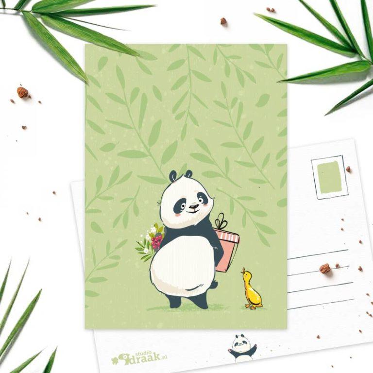 Studio Draak - 'Panda Party' Versie : verrassing