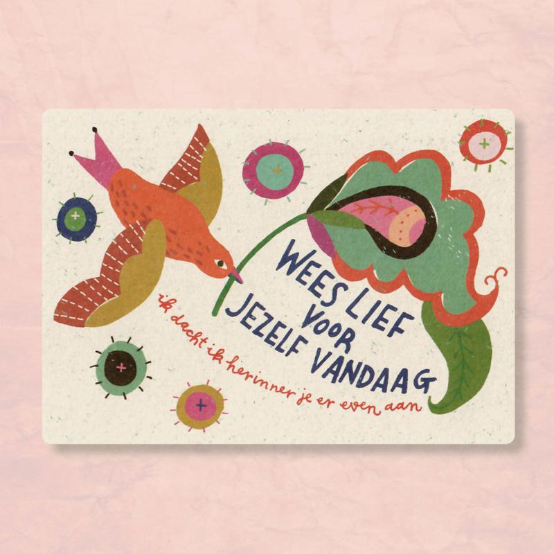Claire van Heukelom - Wees lief voor jezelf vandaag