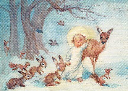 Erica von Kager - Engel met dieren