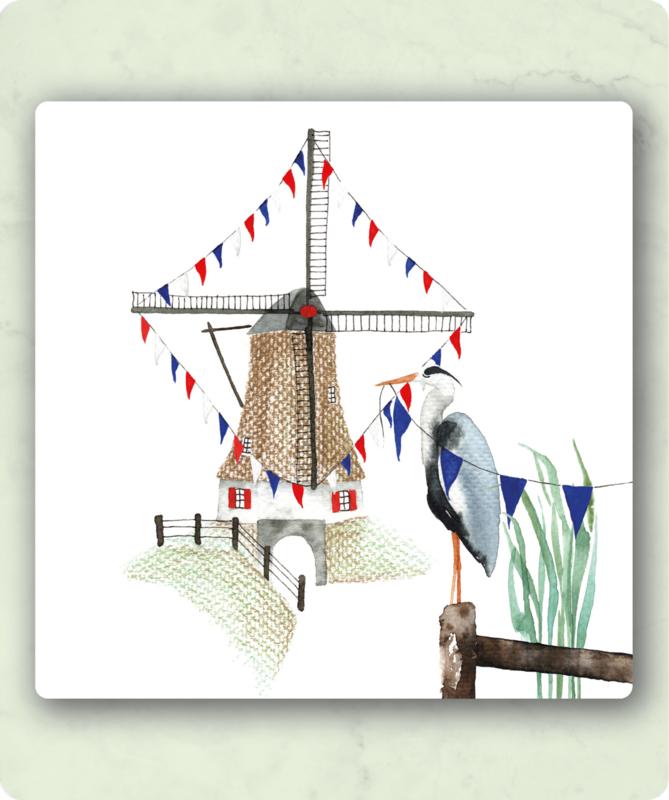 IsaBella Illustrations - Molen
