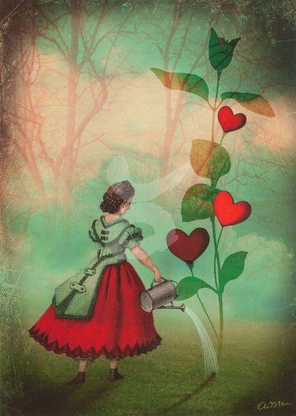 Catrin Welz-Stein - The Seeds of Love