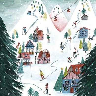 Cartita Design - Wintersport