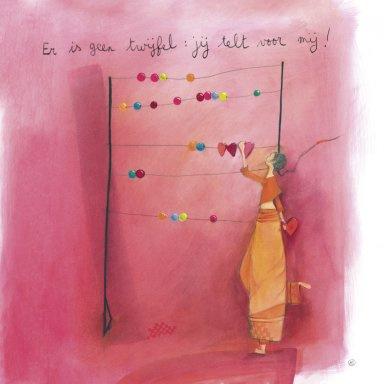 Editions des Correspondances : Jij telt voor mij door Anne-Sophie Rutsaert