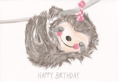 Andrea Arnolt - Happy Birthday