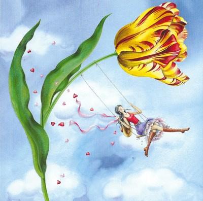 Nina Chen - Tulpen schommel