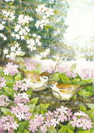 Inge Löök : Vogelnest - NR 103