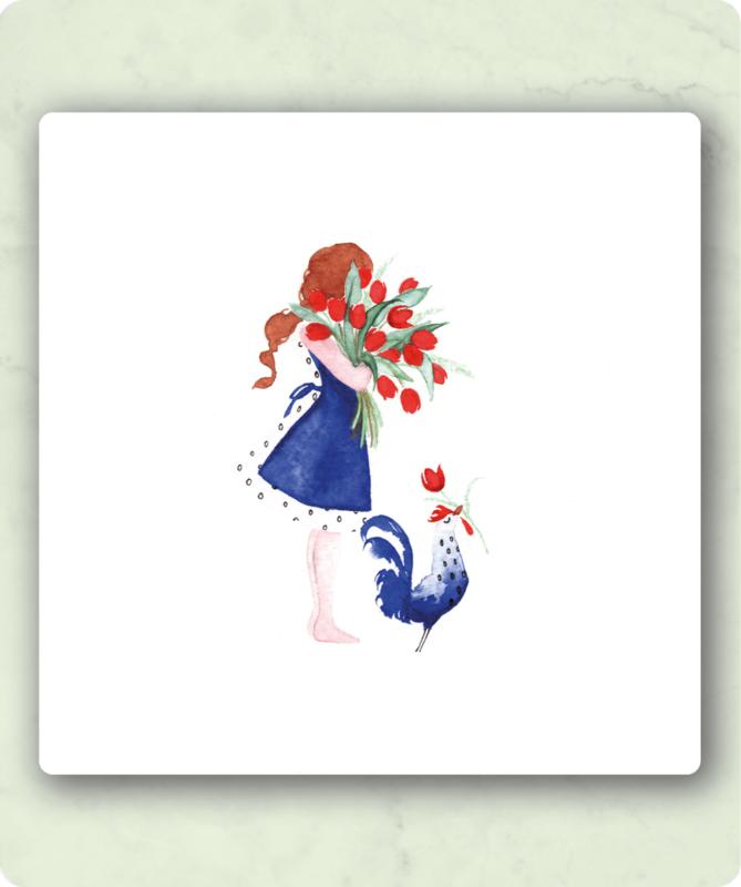 IsaBella Illustrations - Tulp
