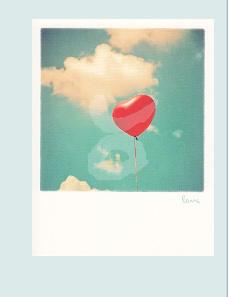 PolaCard - Love Balloon