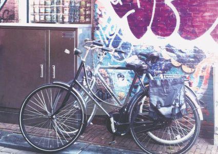 FotoEigenArt - Fietsen voor graffiti