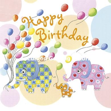 Nina Chen - Happy Birthday (Olifantjes)