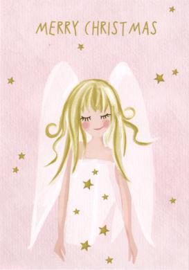 Andrea Arnolt - Merry Christmas (Engel)