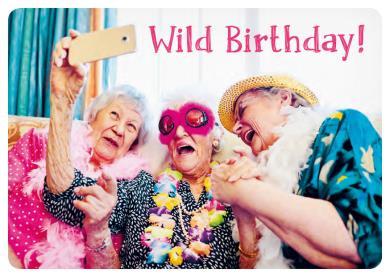 Getty Images - Wild Birthday!