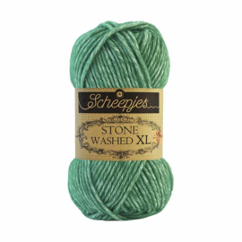 Stone Washed XL 865 Malachite - Scheepjes