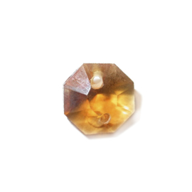 Oranje glaskraal om te kettelen (groot oog nodig)