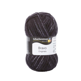 SMC Bravo 8355 Denim very dark Blue - Schachenmayr