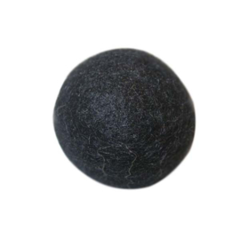 Viltbol zwart