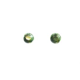 Plakkristal Peridot 5 mm