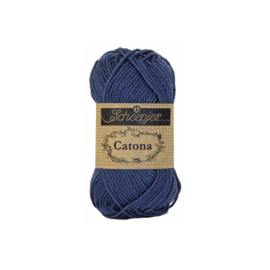 164 Light Navy Catona 25 gram