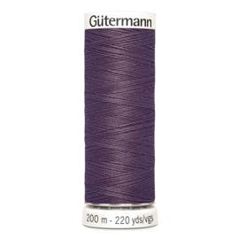 Nr 128 Paars Gutermann alles naaigaren 200 m