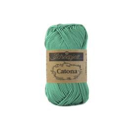 514 jade Catona 25 gram - Scheepjes