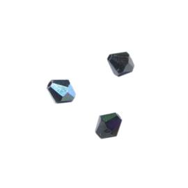 Onyx, Tsjechische facetkraal 5 mm