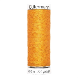 Nr 350 Orange Gutermann Sew all Thread 200 m