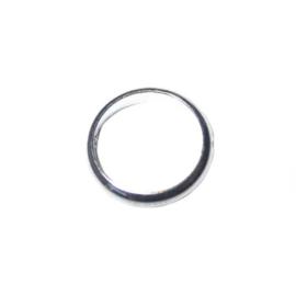 Ringmodel round made of metal