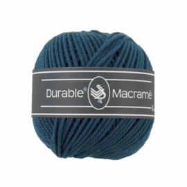 Macrame 375 Petrol - Durable