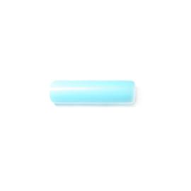 Blauw buisje van glas