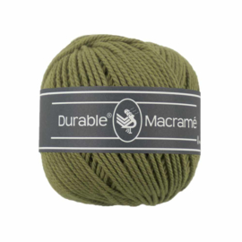 Macrame 2168 Khaki - Durable