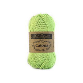 513 Apple Granny Catona 25 gram - Scheepjes