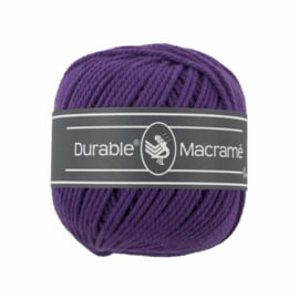 Macrame 271 Violet - Durable