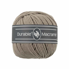 Macrame 340 Taupe - Durable