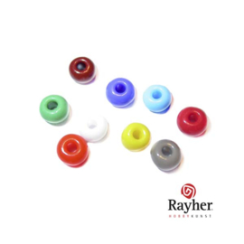 Mixed box Indian bead 4,5 mm, Rocailles van Rayher
