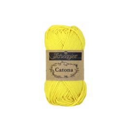 280 Lemon Catona 25 gram - Scheepjes