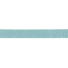 Viltlint 25 mm, turquois blauw
