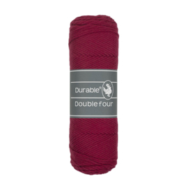 Double four 222 Bordeaux - Durable
