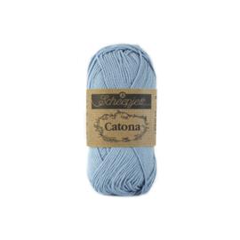 510 Sky Blue Catona 25 gram