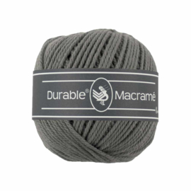 Macrame 2235 Light Grey - Durable
